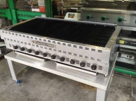 CATERING COMMERCIAL KITCHEN EQUIPMENT PERI PERI FLAME GAS GRILL TAKE AWAY BBQ KEBAB RESTAURANT SHOP
