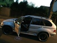 BMW X5 30d msports high spec body kitted fully loaded touch screen diesel auto