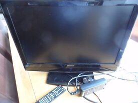 "22"" Grundig Colour TV"