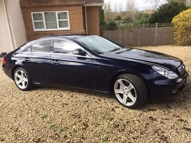MERCEDES CLS 55 RARE MODEL ONLY MAKE IN 2006 IMMACULATE THROUGHOUT