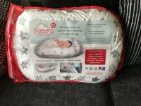 Poddle Pod 0-6 Months baby sleep cushion
