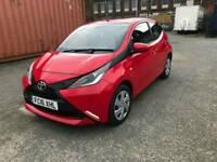 Toyota aygo cheap little car