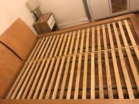 Kingsize Bed (like new)