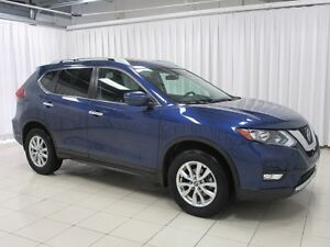 2018 Nissan Rogue EXPERIENCE IT FOR YOURSELF!! SV AWD SUV W/ SUN