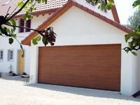 insulated sectional garage doors 40mm airtight