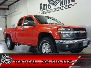 2008 Chevrolet Colorado LT-Z71 / Low Kms / Sunroof / Loaded / 4x