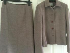 Next Skirt Suit size 10