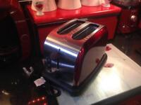 New Toaster bought in set but needed 4 slice Toaster perfect unused item