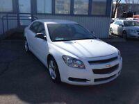 2011 CHEVROLET MALIBU LS certifié avec garanti GM pneus neuf, éq