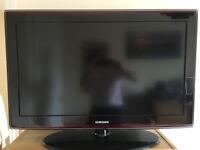 Samsung 37 inch LCD TV for Sale, model no LE37A656A1FXXU, good working order