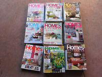 OVER 200 PLUS HOME AND ANTIQUES MAGAZINES