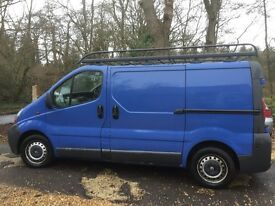 Reliable general purpose van low miles for age