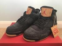 Nike Air Jordan 4 Levi's UK 6