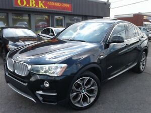 2015 BMW X4 xDrive35i-TOIT-4X4-BLUETOOTH-