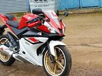 Yamaha yzfr 125 cc