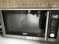 Delonghi microwave