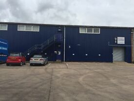 Secure Indoor Self Storage Barwell, Hinckley, Leicester - Various Size Rooms - Business or Personal