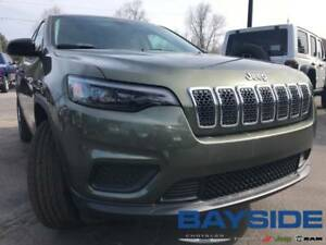 2019 Jeep New Cherokee Sport | BLUETOOTH | FOUR WHEEL DRIVE