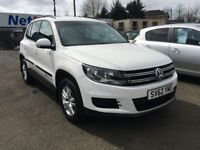 Volkswagen Tiguan 2.0 TDI BlueMotion Tech S 4WD (s/s) 5dr - LOW MILEAGE, FULL S/ HISTORY