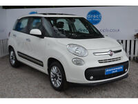 FIAT 500L Can't get finance? Bad Credit? Unemployed? We can Help!