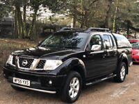 Nissan Navara 2.5 diesel automatic 4x4 (( NO VAT ))