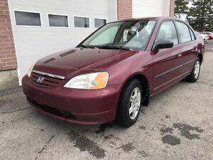 2002 Honda Civic DX-G