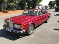 ROLLS ROYCE SILVER SPIRIT 2 COMPLETELY FULL ROLLS ROYCE AND BENTLEY SERVICE HISTORY