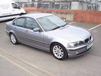2005 bmw 320d es diesel 6 speed manual low mileage long mot