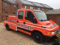 Recovery services from £30