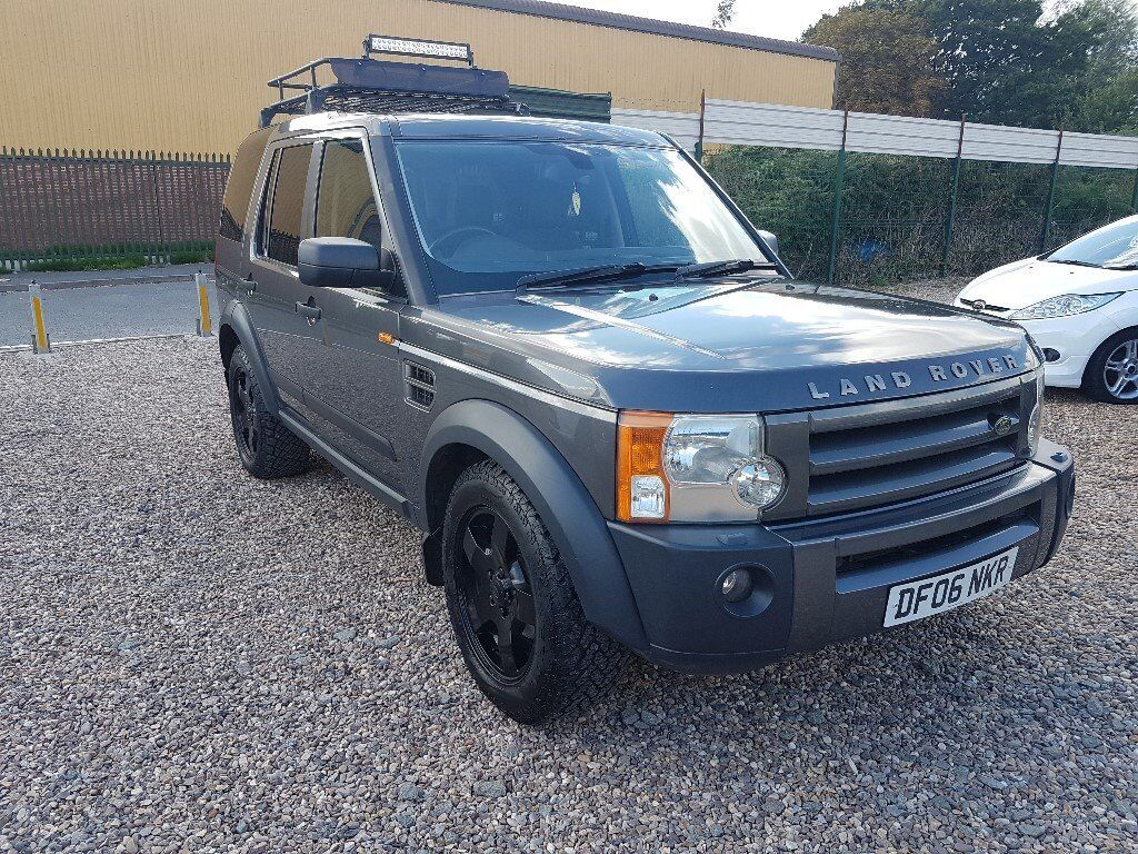 2006 Land Rover Discovery 2 7 Tdv6 7 Seats 4wd 4x4 Off