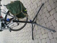 Bike cycle repair stand telescopic adjustable - excellent condition