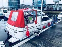 Bayliner 2452 4 berth Motor Boat