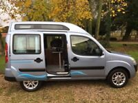 2009 (09)reg Fiat Doblo Dynamic Camper Van 2 Berth - 1.9 M-JET Diesel PART EXCHANGE WELCOME!