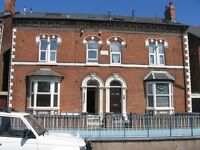 1 BEDROOM FIRST FLOOR FLAT, BIRCHFIELD RD, WATER RATE INCLUDED