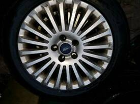 Ford focus/ mondeo/ cmax 5 stud. Alloy wheel- rim wheel cheap