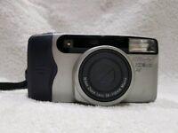 Nikon NIKKOR rangefinder compact zoom 35mm film camera lomo lomography retro vintage pre digital