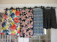 Skirts - Bundle of 4 - Size 6, 8 and 10