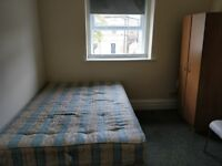 Urgent! Large Comfortable Single Room, Double Bed, Shared Kitchen and 2 Bathrooms, Near City Centre