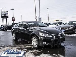 2013 Lexus GS 350 AWD One owner, accident free