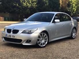 BMW 520D M SPORT FACELIFT LCI 2 OWNERS IMMACULATE Px 330d 530d 520d