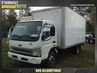 2009 Sterling FUSO 360 22 PIEDS AVEC RAMPE
