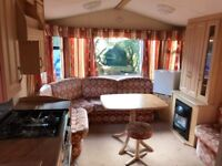Two available - 28' x 10' Static Caravans - Two Bedroomed