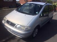 SEAT ALHAMBRA 2.0I DISABLED ACCESS VEHICLE