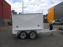 BOX TRAILER . UNIQUE TRAILERS AND ENGINEERING , PRESTONS Prestons Liverpool Area Preview