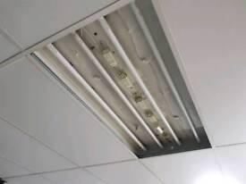 suspended ceiling 6f per m2 kit