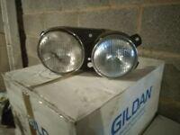 BMW 5 SERIES E28 MK2 HELLA HEADLIGHT HEADLAMP LIGHT 520i 525e 535i M5 e34 e24 e30 e32