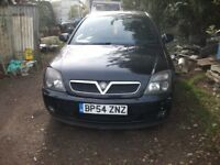 vauxhall vectra cdti spares or repair long mot alloys jvc stereo