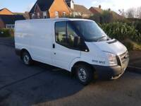 Ford transit 2.2 2012 51k miles only