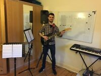 Guitar and Bass Guitar Tuition in Glasgow's Southside