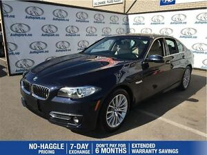 2015 BMW 5 Series XDrive|Navi|B.up Camera|Sunroof